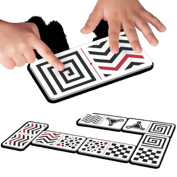 Taktil domino