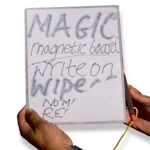 Bilde av Magnetisk Tavler x6