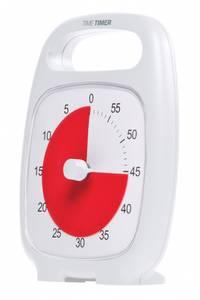 Bilde av Time Timer Plus bordmodell hvitt