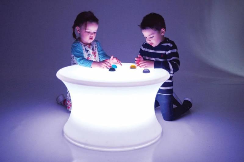 Aktivitets lysbord - 70 cm