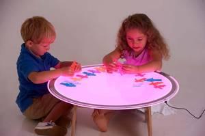 Bilde av Lysbord med fargeskift