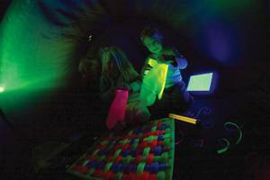 Bilde av Grotte lystett