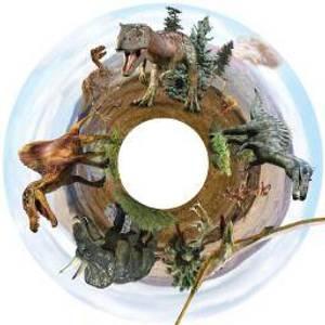 Bilde av SNAP effecthjul dinosurer