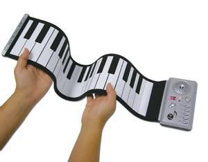 Bilde av Roll opp piano