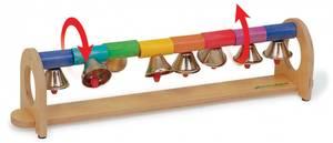 Bilde av Klokkespill med svingende bjeller