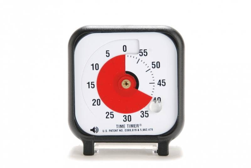 Time Timer Stor m/ lydsignal