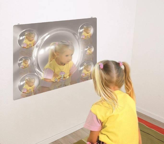 Multi-effekt speil